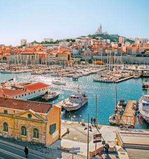 Marseille, une ville de charme